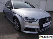 Audi A3 Sportback Sport Black Edition 1.0 TFSI 85(116) kW(PS) 6-Gear Manual