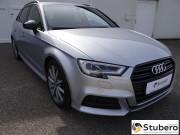 Audi A3 Sportback Sport Black Edition 1.0 TFSI 85(116) kW(PS) 6-Gear Manual