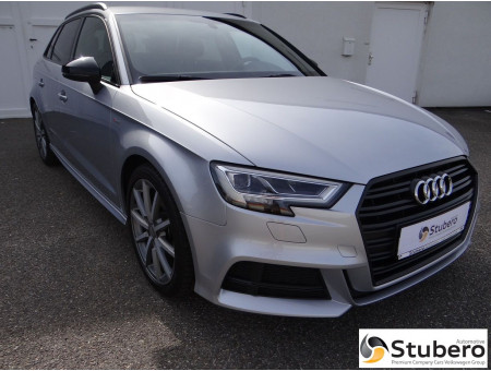 Audi A3 Sportback Sport Black Edition 1.0 TFSI 85(116) kW(PS) 6-Vitesses Manuelle