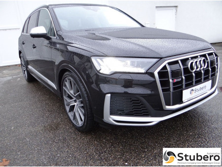 Audi SQ7 TDI 320(435) kW(PS) tiptronic