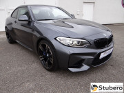 BMW M2 Coupé 272(270) kW(HP) Dual clutch transmission