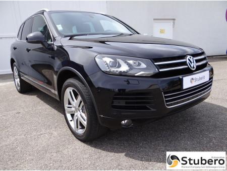 "Volkswagen Touareg 3.0 V6 TDI Sports package ""interior"" 245 DPF 4Motion BlueMotion Tiptronic A"