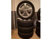 Original Audi Q3 F3 winter wheel set 19 inch 235/50 R19 83A0732298Z8
