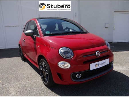 Fiat 500 Cabrio S 1 2 5 Gear Manual Euro6 Stubero Automotive