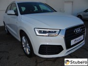 Audi Q3 Sport S line 1.4 TFSI cylinder on demand 110(150) kW(PS) S tronic