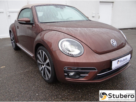 Volkswagen Beetle Cabriolet Design DSG